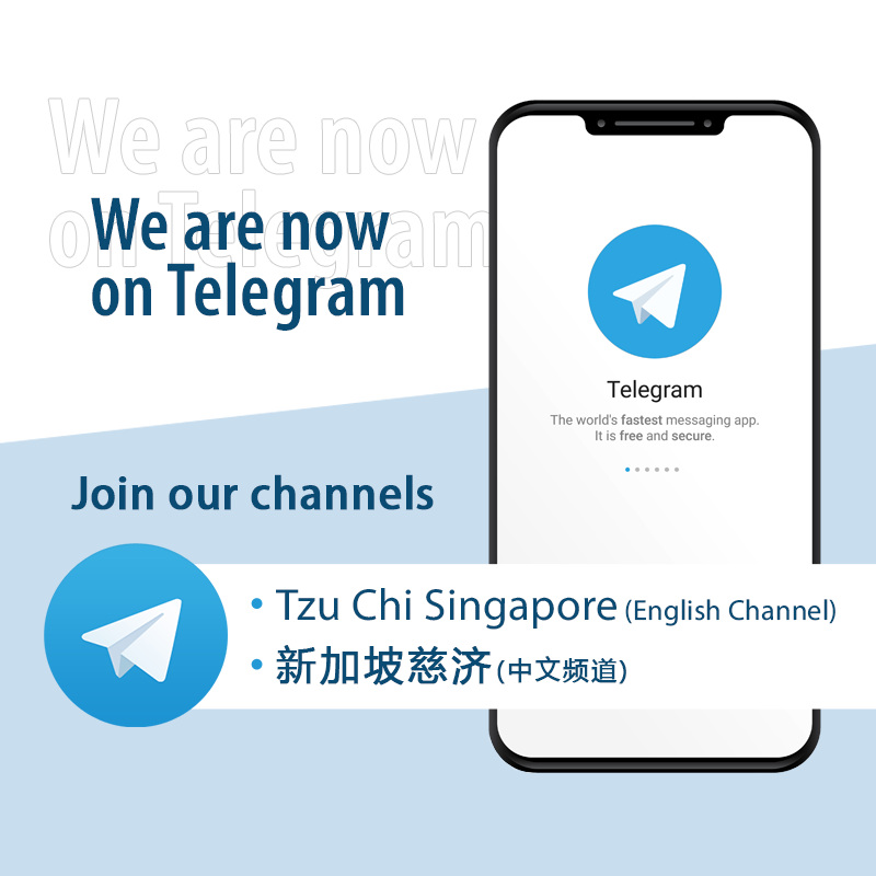 About Tzu Chi Singapore Telegram