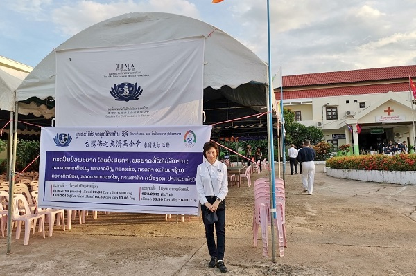 An Inspiring and Fulfilling Journey with Tzu Chi