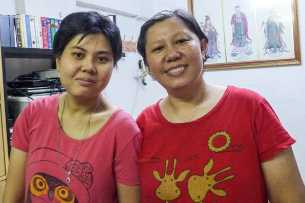 A Mother and Daughter's Spiritual Path