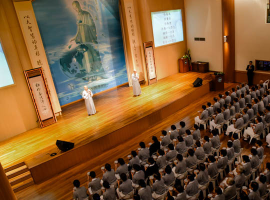 Tzu Chi Cadres Rediscover Their Aspirations