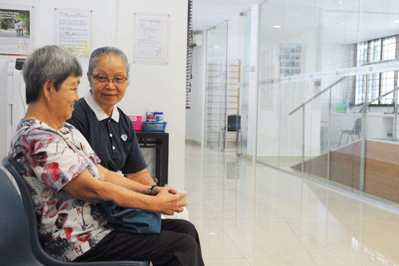 A Rehabilitation Centre with a Human Touch