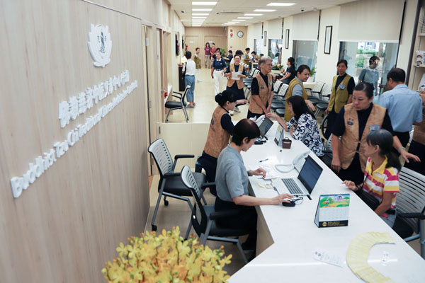 New Tzu Chi TCM Free Clinic Opens in Khatib to Safeguard the Health of Residents