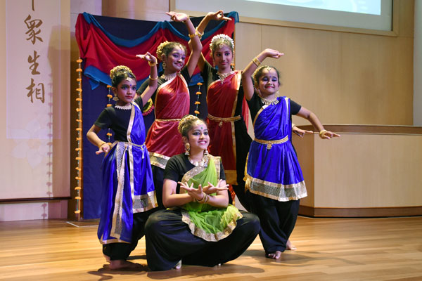 Celebrating the Festival of Lights with Lively Songs and Dances