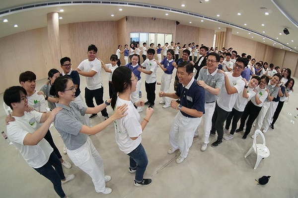 Tzu Chi Collegiate Youth Association Volunteer Experiential Day