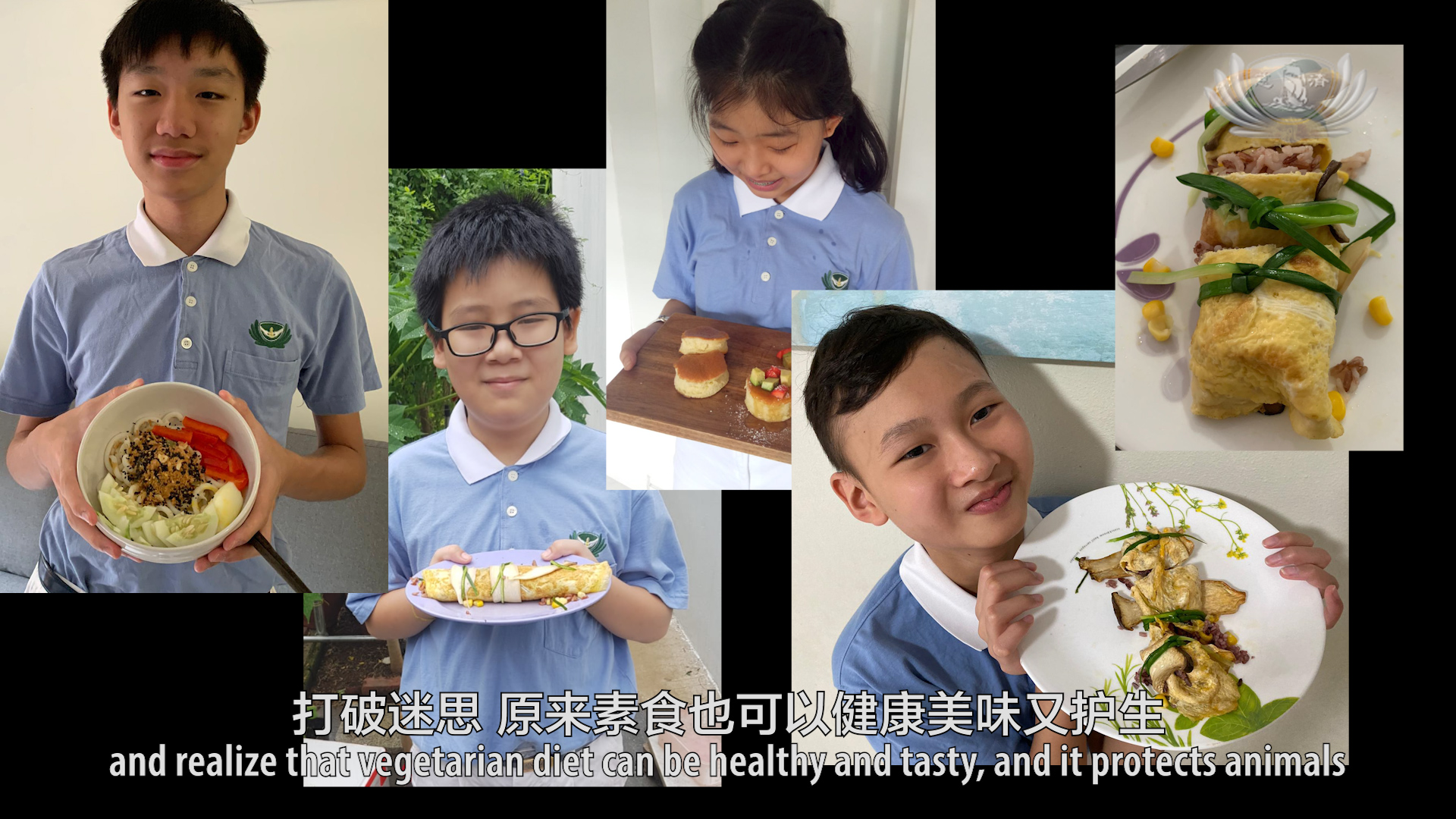 Little chefs find fun in cooking